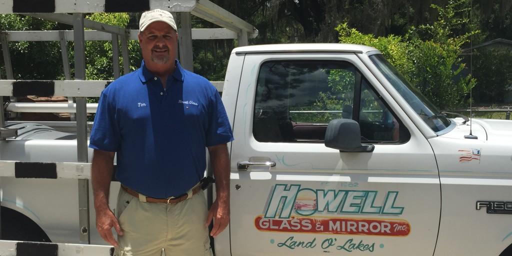 Howell Glass General And Custom Glass Work